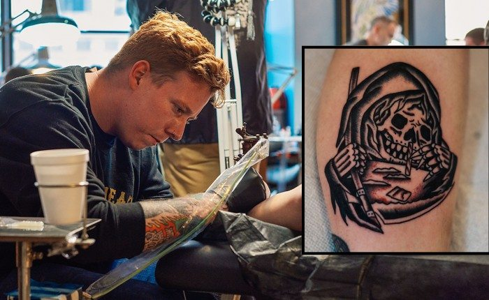 Tattoo Time Lapse Vol. 5 Chris Fernandez Kings Avenue Tattoo