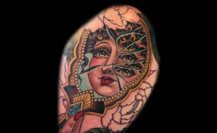 Rose Hardy Broken Mirror