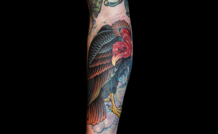Mike Rubendall Tattoos Will Lollie - Vulture Tattoo